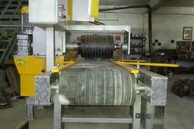 Mermer Taraklama Makinası